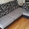 Tapizar sofá chaisselong y realizar ajustes