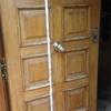 Barnizar puerta de entrada
