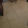 Pulir el suelo de mi piso