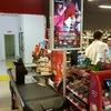 Limpieza en un supermercado