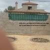 Reformar muro de entrada a la parcela