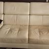 Reparación sofá hundido