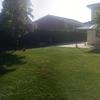 Construcción de piscina en jardin particular