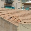 Arreglar parte tejado que ha cedido