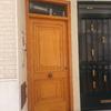 Cambiar puerta entrada madera por una de pvc