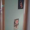Instalación puerta replegable en dormitorio infantil