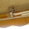 Sujetar brazo de toldo en segur de calafell