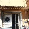 Limpieza de extractor , pared y uralita de cocina