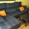 Tapizar sofá con tela lavable