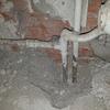 Soldadura de tubería de hierro de calefaccion