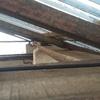 Cambio de cubierta del edificio (uralita plastico)