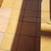 Sustitución baldosas terraza