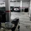 Cerrar una plaza parking (hacer trastero)