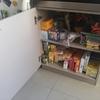 Instalación de armarios en cocina