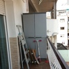 Cerramiento en balcón