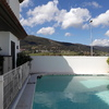 Borde piscina tarima exterior