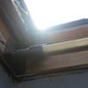Reparar ventana buhardilla