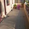 Reforma terraza enlugo