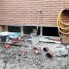 Construcción piscina, suelo patio y muros