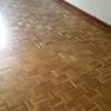 Instalación tarima 50 m2