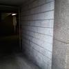 Entrada garaje, 2 paredes y techo