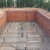 Gunitado piscina 9x4,5×1,40