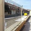 Reconstrucción valla