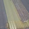 Cambiar placas fibra de vidrio o policarbonato