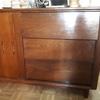 Restaurar mueble aparador decapado y cambio de tonalidad