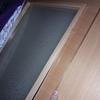 Reparar puerta de cocina con cristal traslúcio