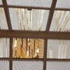 Sustitución de paneles en lucernario