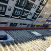 Sustitucion de tejado de edificio coruña