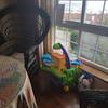 Lijar y barnizar parquet casa de 4 habitaciones + salón