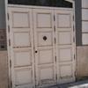 Lacar puerta exterior 2.30mx 2.50cm  in situ