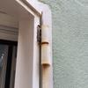 Cambio puerta hierro por aluminio
