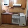 Instalación calentador y cocina de gas