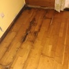 Reparación suelo dañado por agua