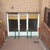Instalación reja en acceso garaje