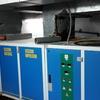 Desmontaje sala climatizacion piscina