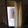 Ventana y puerta baño