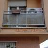 Pintar rejas del balcon