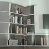 Hacer libreria de pladur en un salón