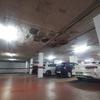 Instalación malla contención techo garaje