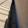 Reparación filtración agua en vivienda posiblemente de canalón