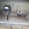 Colocar tubo conexión polietileno