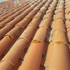Reparar una cubierta por goteras