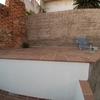Instalación de barandillas en terraza