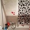 Reforma baño microcemento