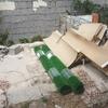 Preparar terreno para poner suelo de madera composite