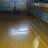 Lijar y barnizar habitación